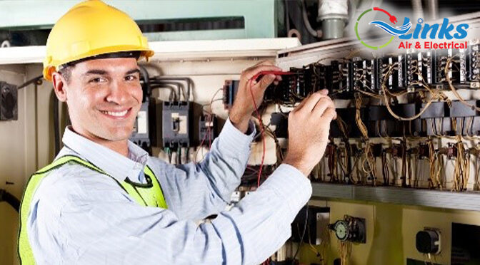 Why Choosing a Professional Electrician is Always Safe?